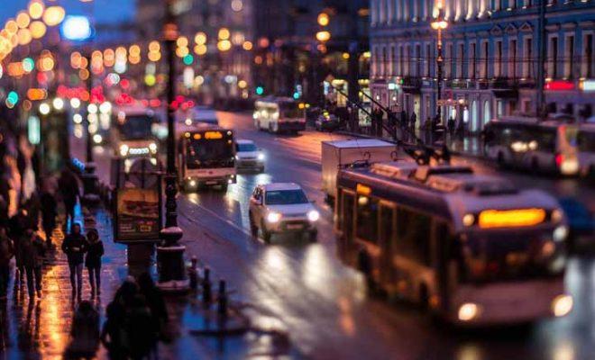 حمل و نقل عمومی در روسیه گشتوگذار ارزان و راحت