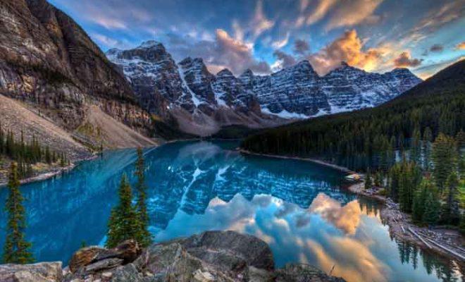 خاص ترین مکان های گردشگری دنیا استخرهایی در دل طبیعت ۱ شاخص