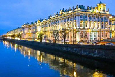 سفر به سن پترزبورگ ، پنجرهای به اروپا ۱۰