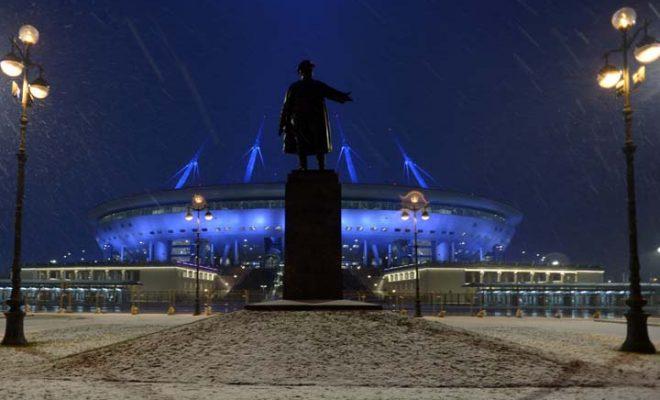هفت حقیقت جالب دربارهی سارانسک روسیه- چراغ های روشنایی