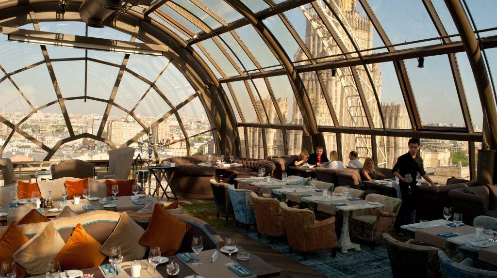 بهترین رستوران های مسکو و هتلهای گران و افسانهای آن 4