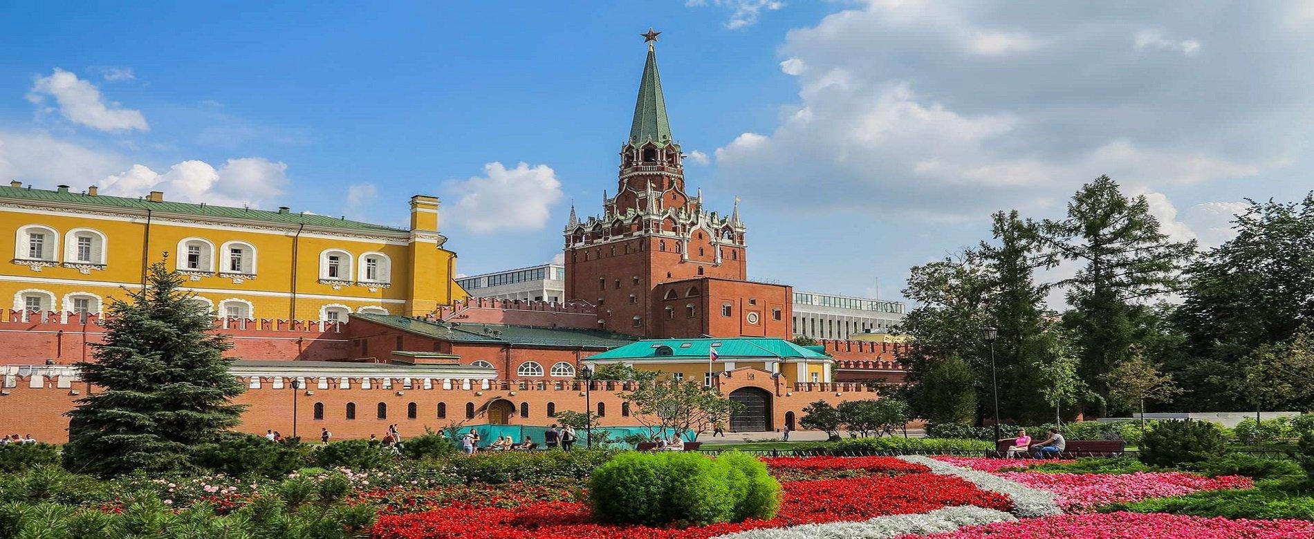 بهترین باغ های گل مسکو ؛ ۵ بهشت کوچک در قلب روسیه