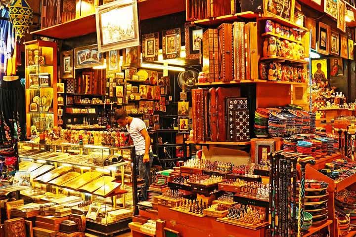 مراکز خرید وان ترکیه که نباید از دست داد - بازار سنتی وان