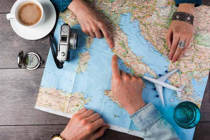 چگونه برنامه سفر موفق بچینیم یا راههای لذت بردن از سفر