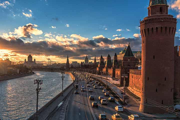 جاهای دیدنی روسیه : تفریحات مسکو و یک سفر متفاوت