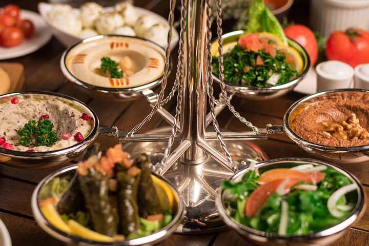 رستوران های قطر و لذت تجربهی شکمگردی