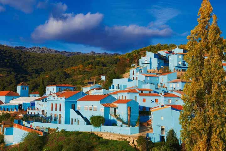 رنگی ترین شهرهای جهان ، هفت شهر زیبای دنیا