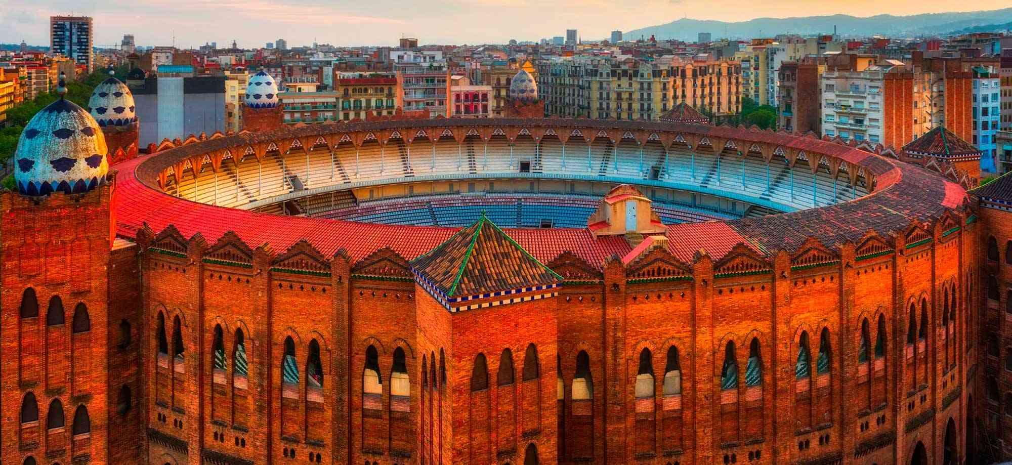 شهر بارسلون ؛ سرزمین فوتبال و گاوبازی