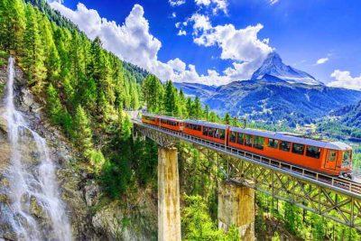 عجیب ترین راه آهن های دنیا