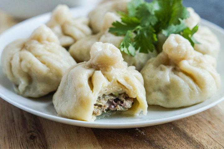 غذاهای گرجستان - غذاهای محلی گرجستان - غذاهای سنتی گرجستان - Khinkali