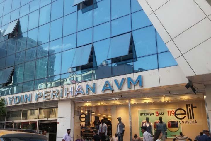 رستورانهای Aydin periham را از دست ندهید