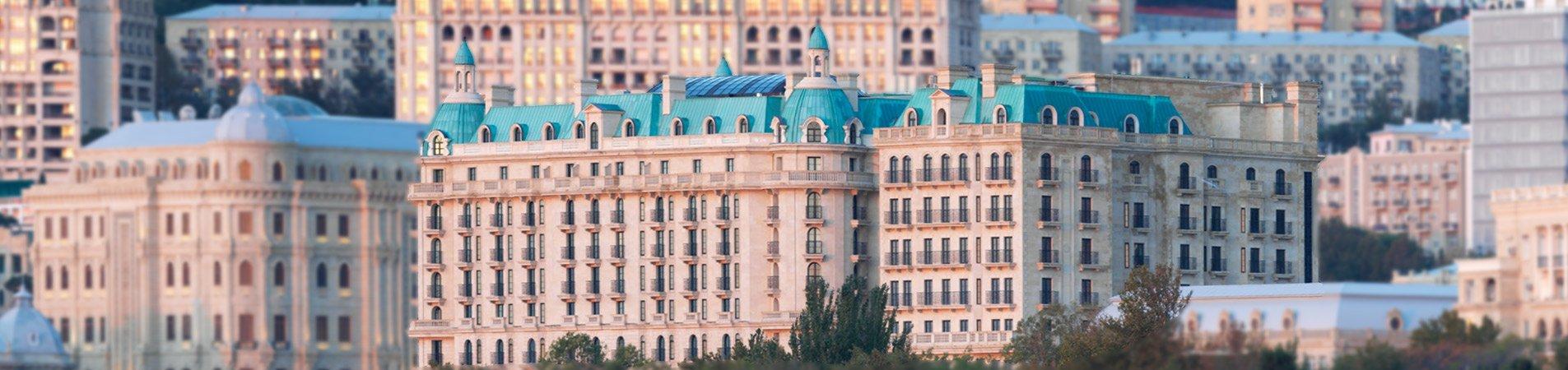 هزینه اقامت در باکو ؛ از هاستل تا هتل های لوکس
