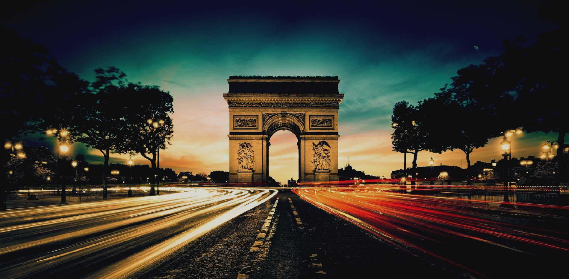 زیباترین میدان های پاریس ؛ از شانزلیزه تا باغهای لوکزامبورگ
