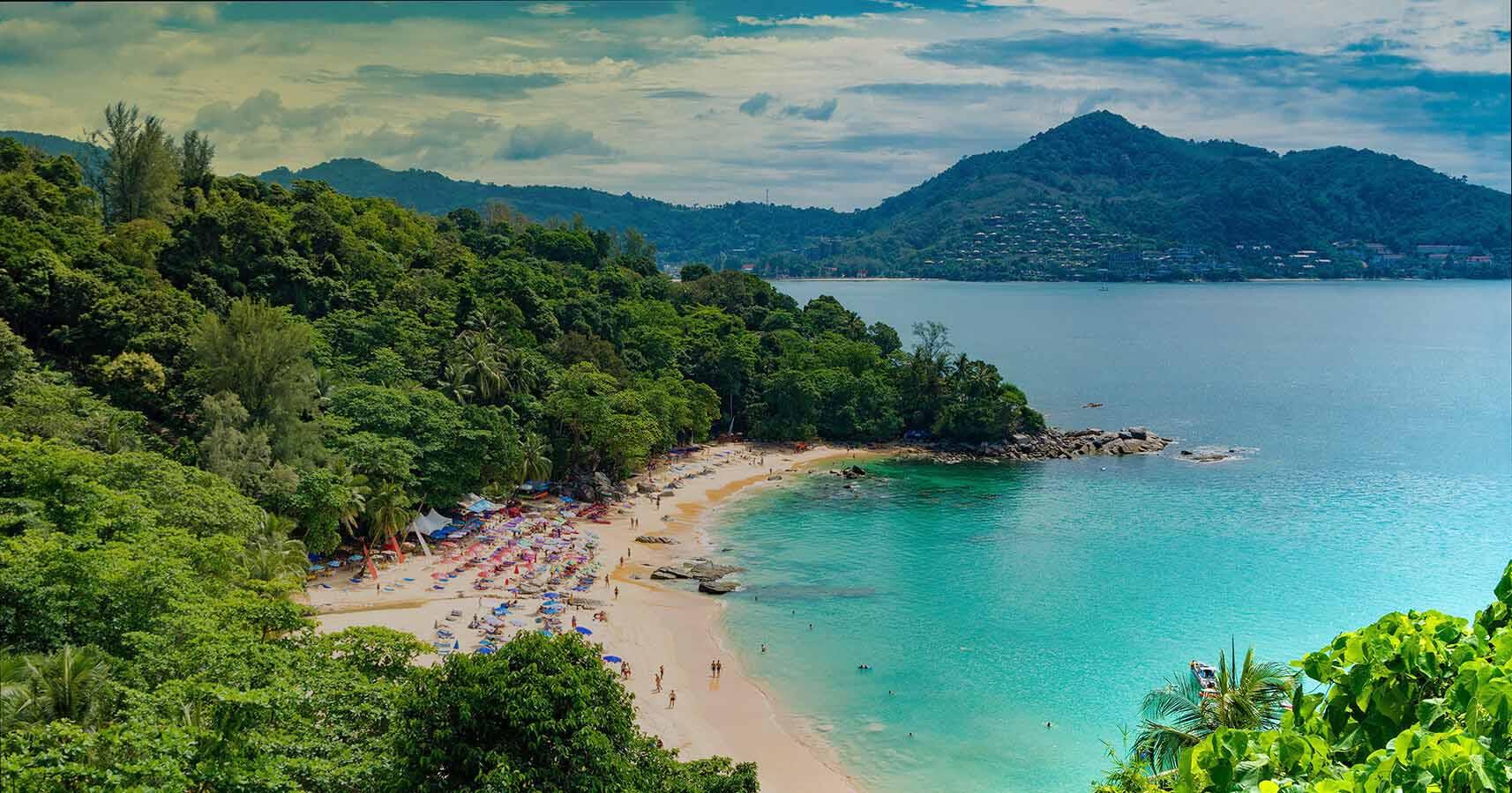۹ تا از جاهای دیدنی تایلند ؛ از ساحل رایلی تا بازارهای سیار