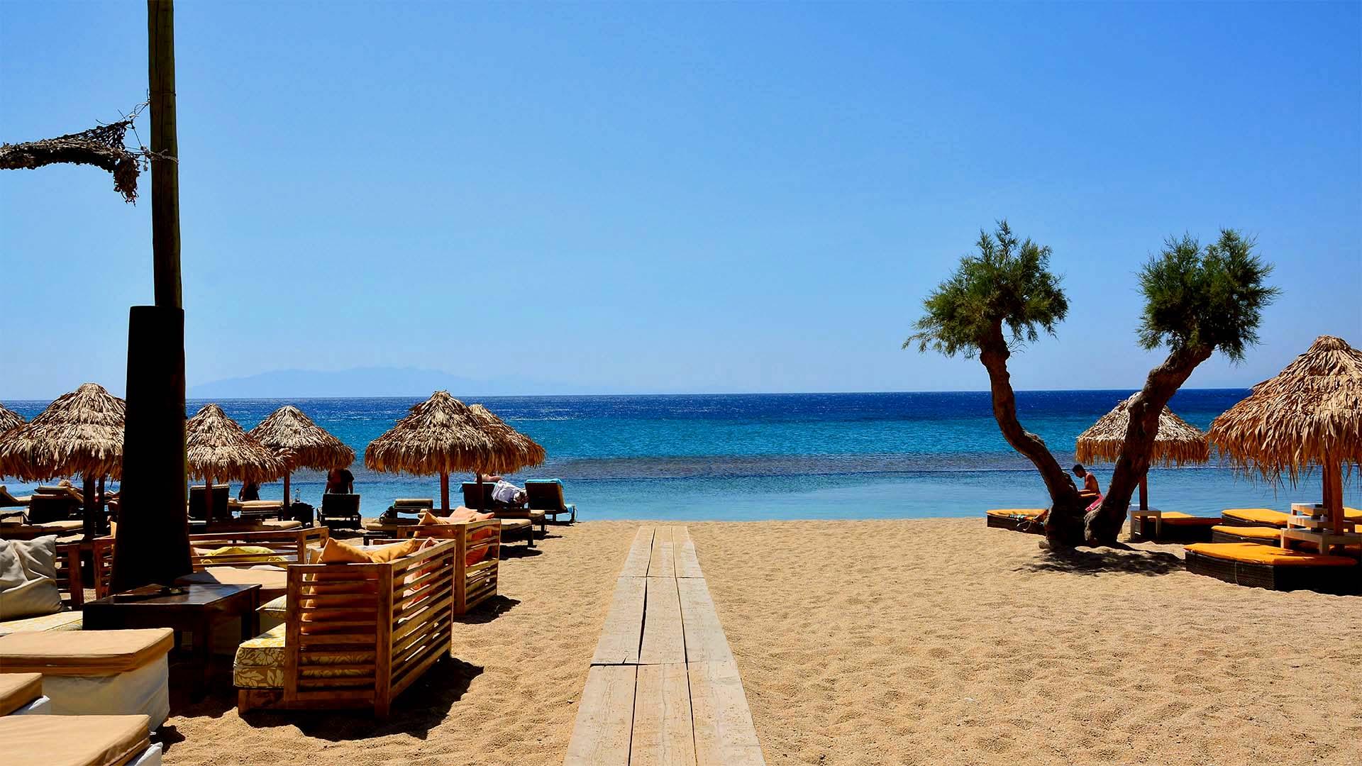 ۱۰تا از بهترین سواحل یونان برای سفر در تابستان