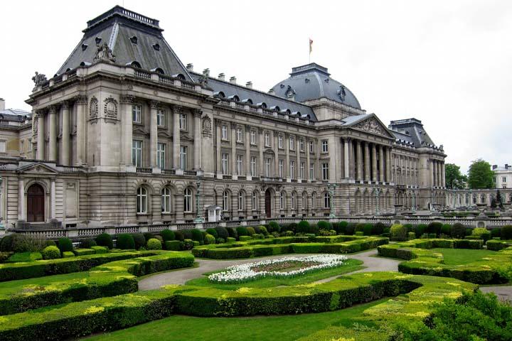 Palais-Royal دهکدهای کوچک در قلب پاریس