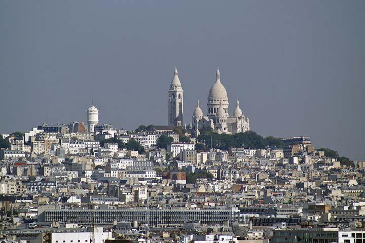Sacré-Coeur منطقهای بکر با مهماری منحصربهفرد پاریسی