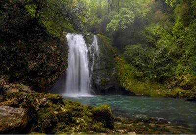 آبشارهای معروف گرجستان