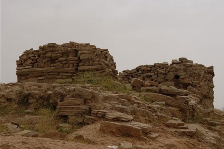 آتشکده جاویدا | جاهای دیدنی خوزستان