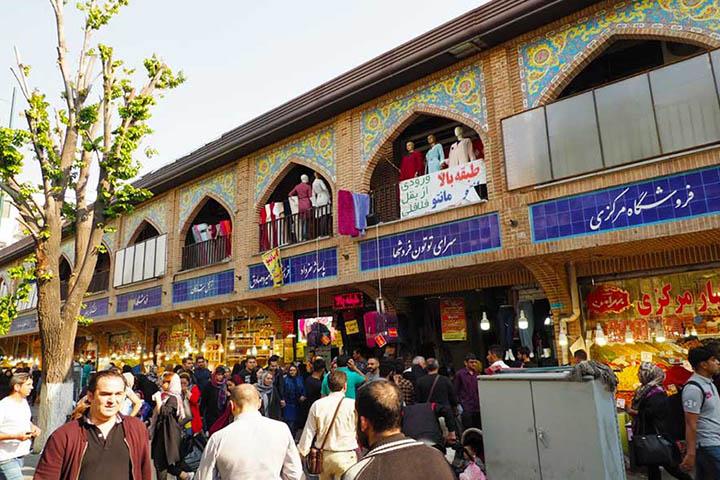 بازار بزرگ تهران | مراکز خرید تهران