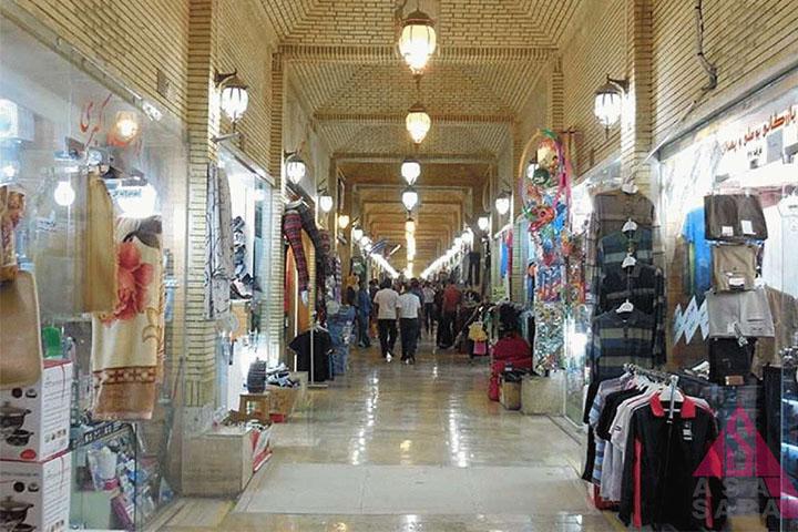بازار صفین یا بازار عربها