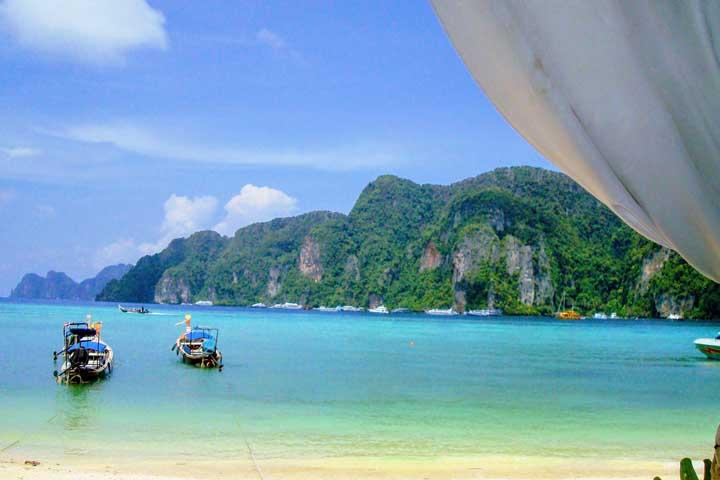 سواحل تایلند |بهشتی به نام بامبو