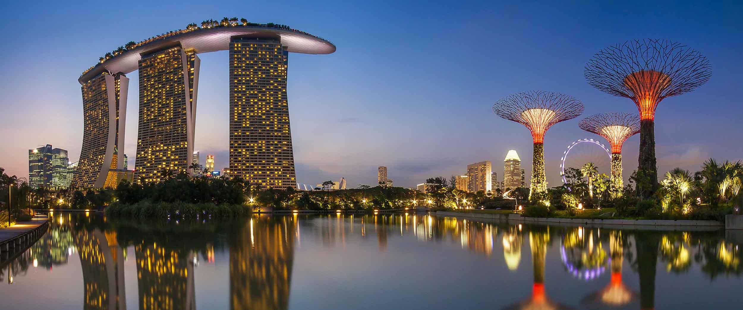 با بهترین جاهای دیدنی سنگاپور آشنا شوید