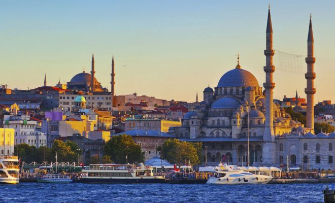 جاهای دیدنی ترکیه ۱