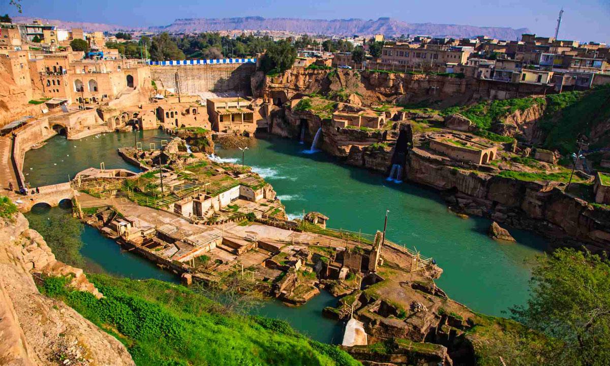 جاهای دیدنی خوزستان ؛ سرزمین نخلستان های ایران