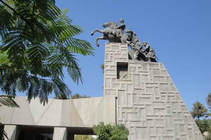 جاهای دیدنی مشهد موزه نادری