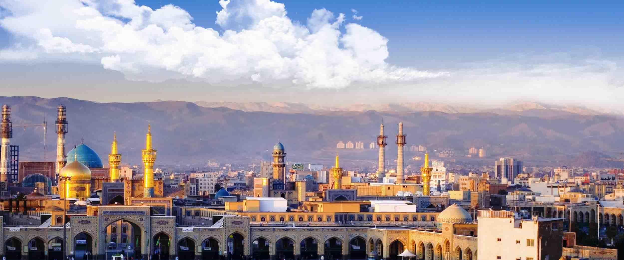 جاهای دیدنی مشهد ، جاذبههایی که تا بهحال ندیدهاید