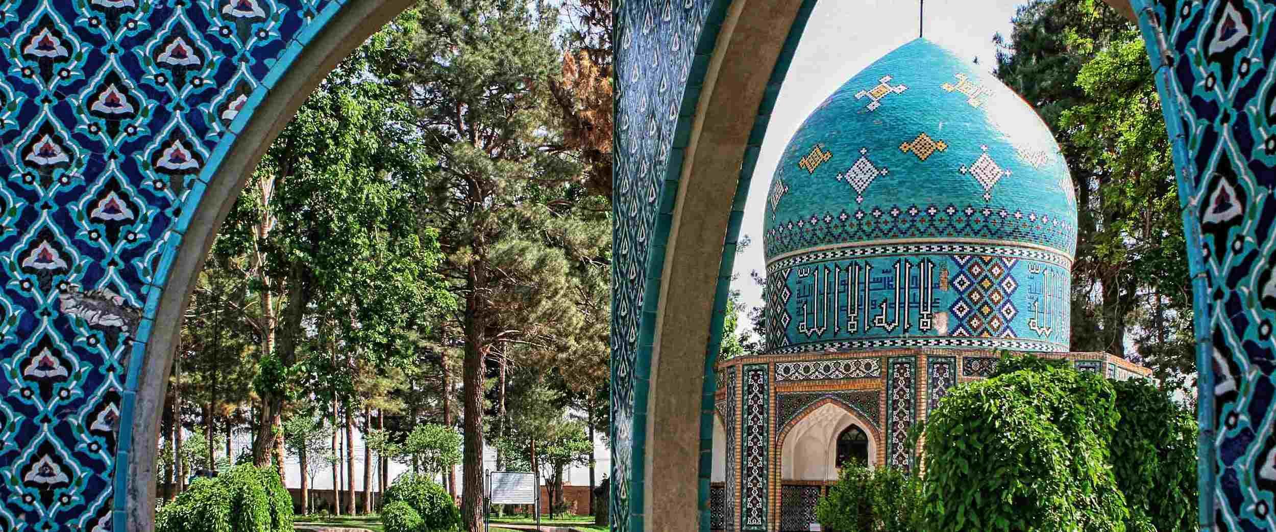 جاهای دیدنی نیشابور ، سفری از جنس تاریخ و فرهنگ ایران زمین