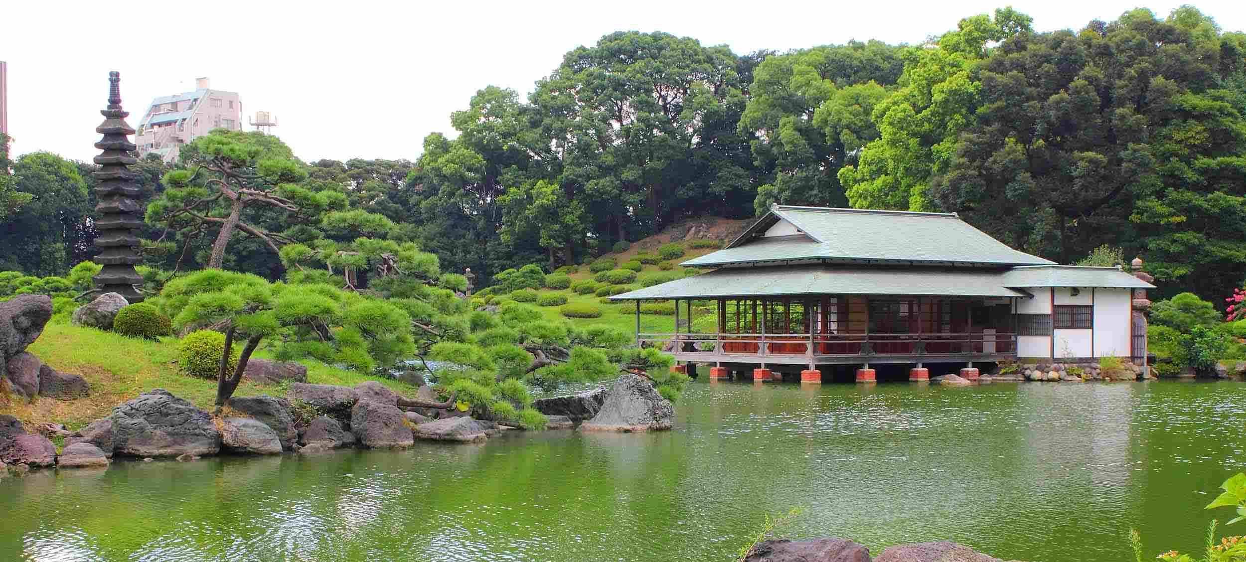 جاهای دیدنی ژاپن : ۱۰ پارک زیبای توکیو