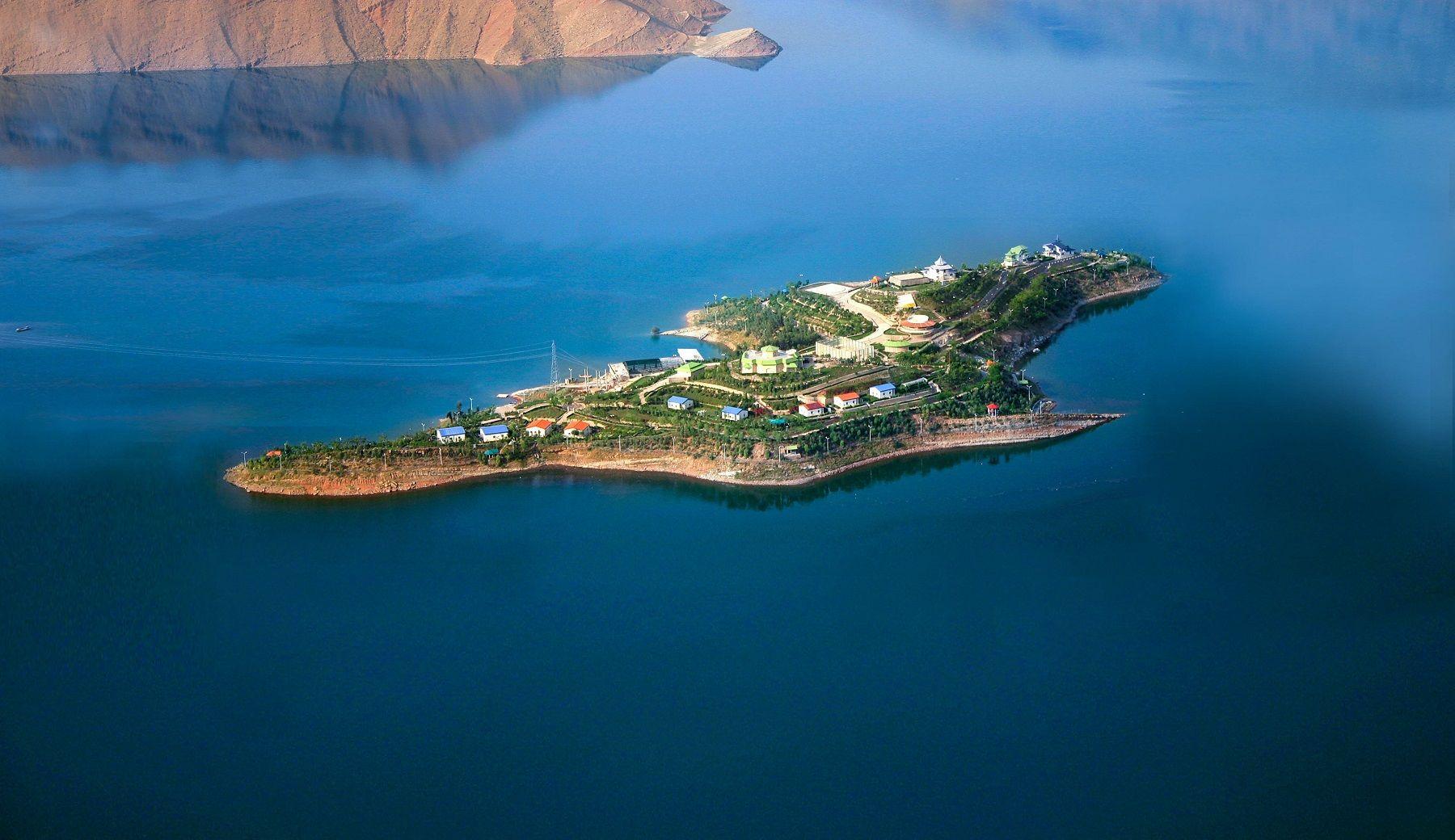 جزیره کوشک ، مرواریدی در دل آبهای کارون