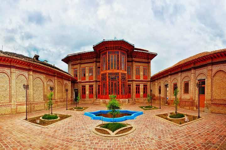 جاهای دیدنی ساری | معرفی ۱۷ مکان دیدنی گردشگری