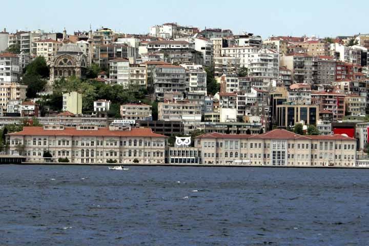 دانشگاه های ترکیه معرفی ۱۰ دانشگاه برتر ۱۴
