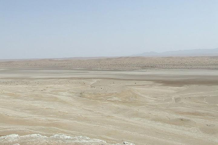 دریاچه نمک سلکنون مصر