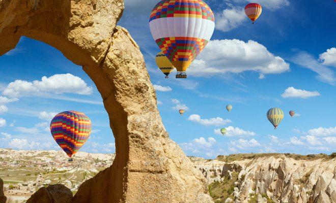 ده حقیقت جالب درباره شهر سنگی کاپادوکیا ترکیه ۱