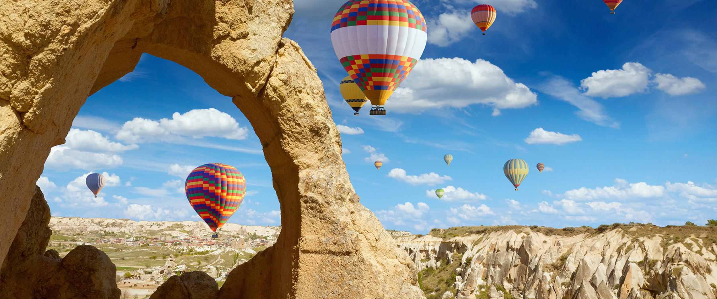 ۱۰ حقیقت جالب درباره شهر سنگی کاپادوکیا ترکیه