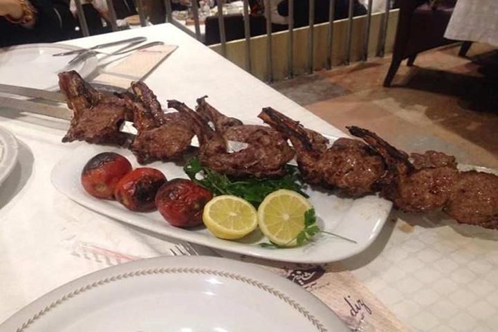 رستوران شاندیز جردن | بهترین رستوران های تهران