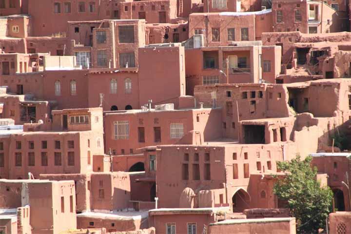 جاهای دیدنی کاشان - روستای ابیانه