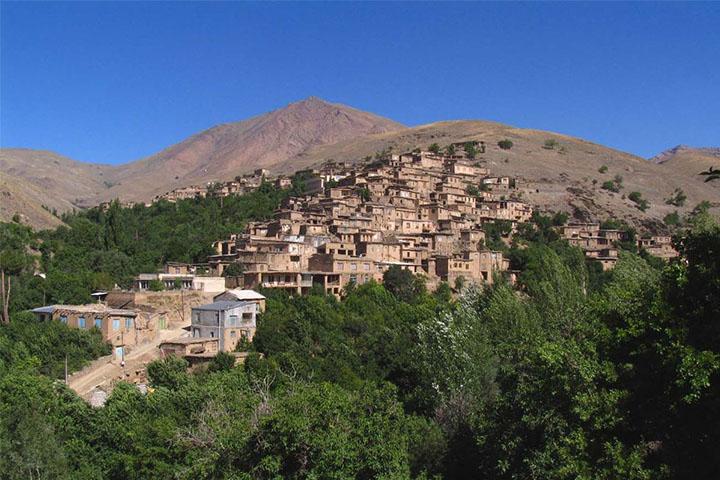 روستای دیزباد | جاهای دیدنی نیشابور