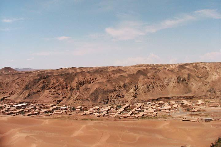 روستای رضا آباد   جاهای دیدنی سمنان