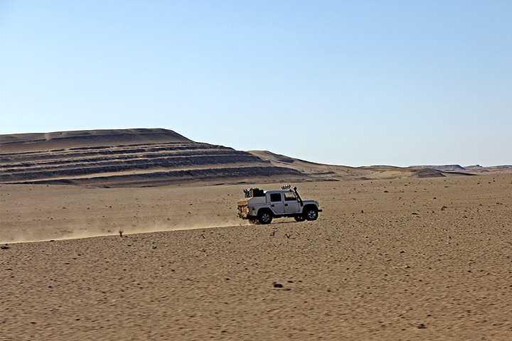 روستای فرحزاد | کویر مصر