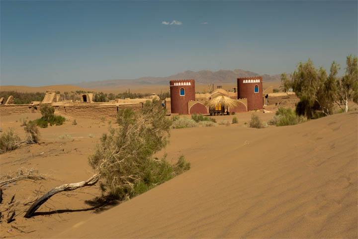 روستای مصر در جوار کویر ۳