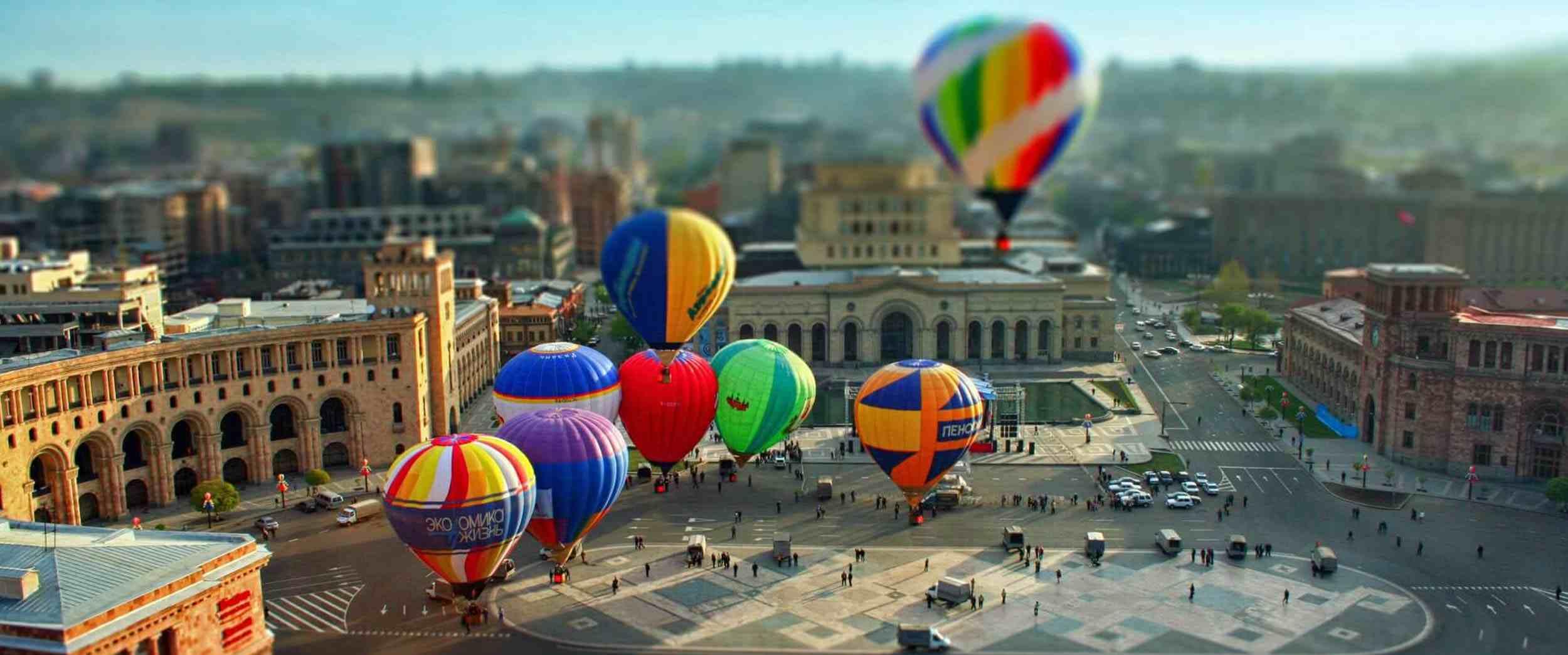سفر به ارمنستان و لذت در سرزمین انارها