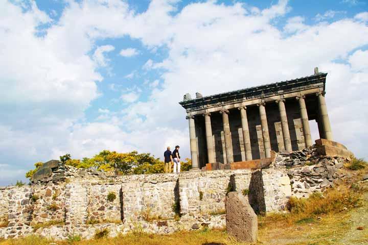 سفر به ارمنستان و لذت در سرزمین انارها ۸