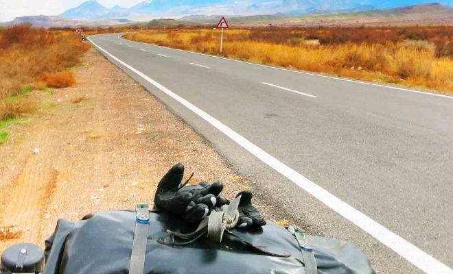 سفر جاده ای در ایران ۱