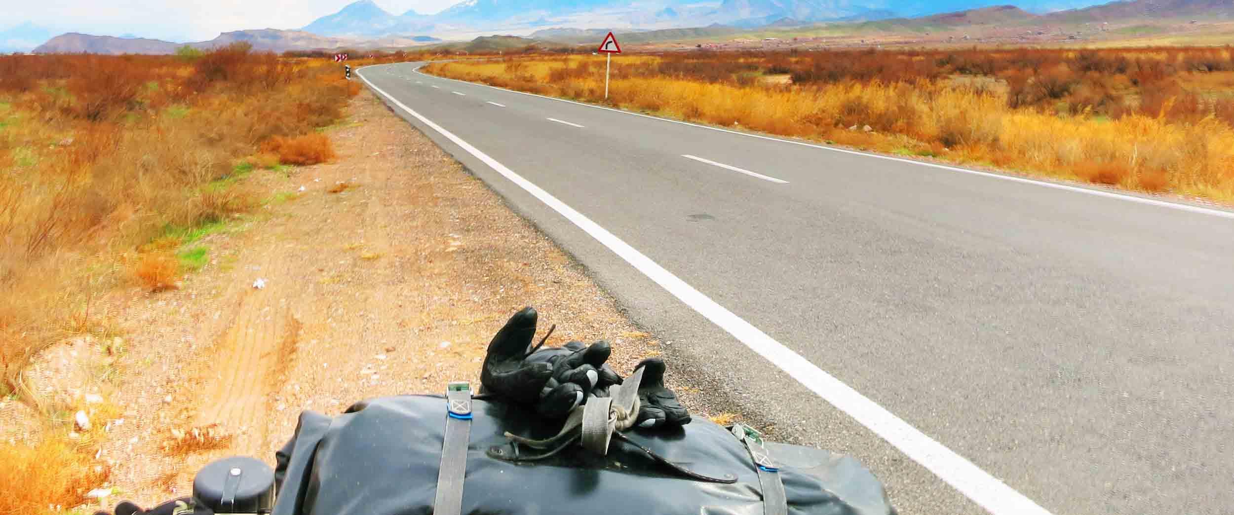 سفر جاده ای در ایران : راهنمای سفر ایرانگردی