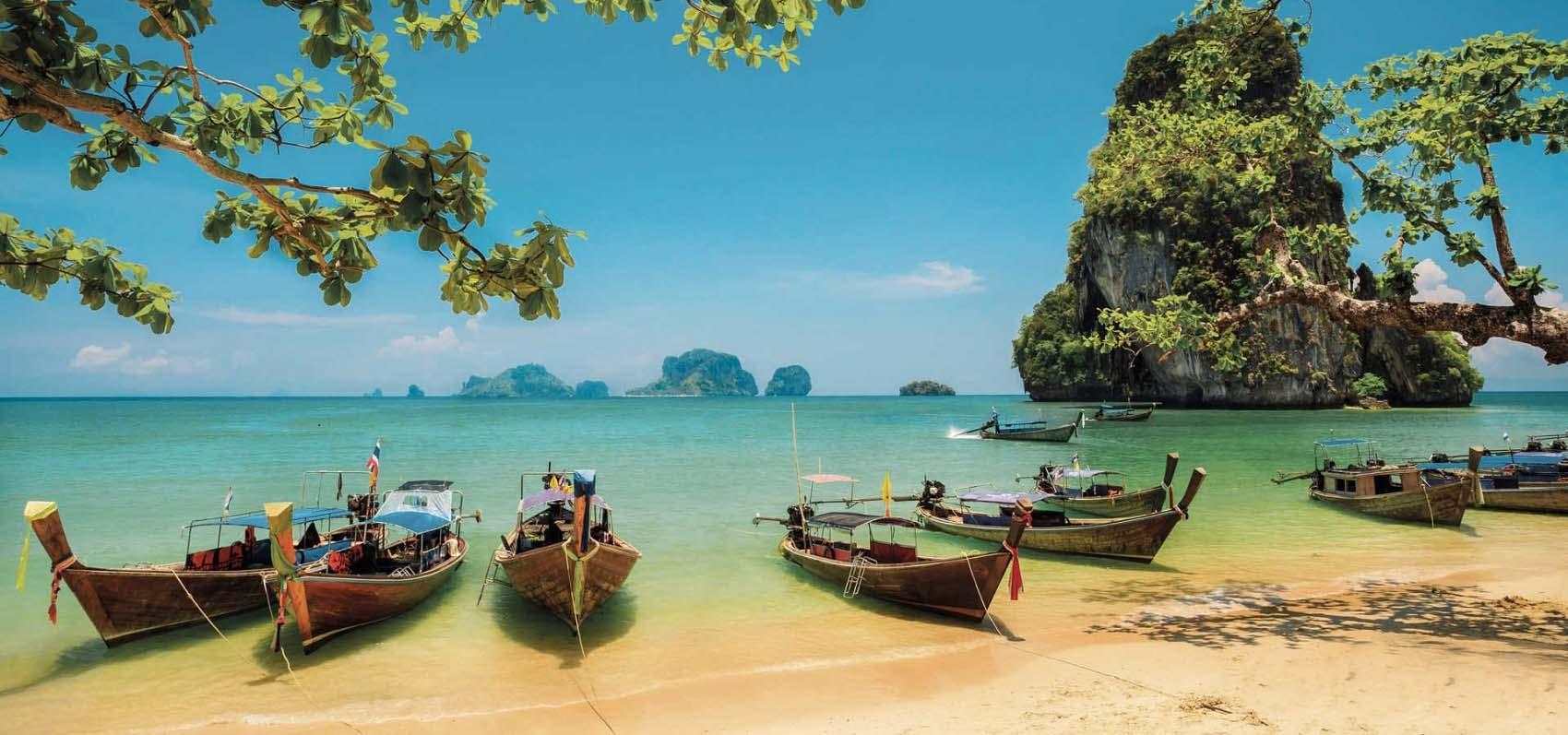 سواحل تایلند ، ۹ ساحل خاص و زیبا برای یک سفر متفاوت